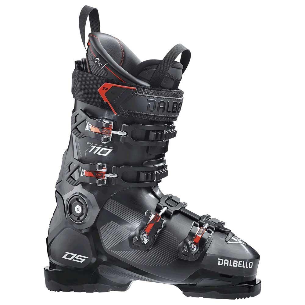 2020 Mens DS 110 GW Ski Boots - Black/Infrared 26.5