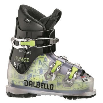 Dalbello 2021 Menace 3.0 Ski Boots - Trans/Blk