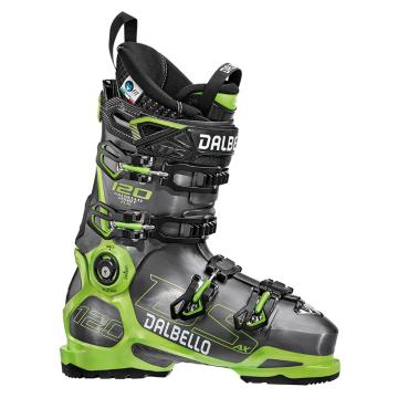 Dalbello 2019 DS AX 120 Ski Boots - Anthracite/Green