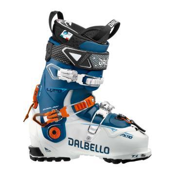 Dalbello 2018 Lupo AX 110 Ski Boots - White-Celestial