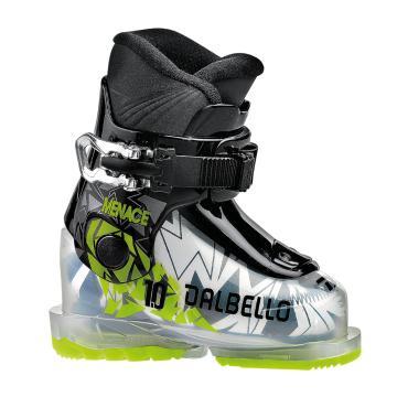 Dalbello 2018 Menace 1 Ski Boots - Trans/Blk