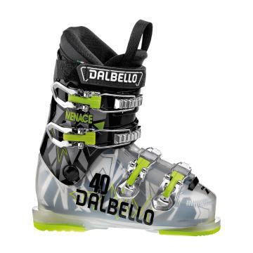 Dalbello 2019 Menace 4 Junior Ski Boots - Trans/Blk