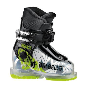 Dalbello Menace 1 Junior Ski Boots - Trans-blk/Blk