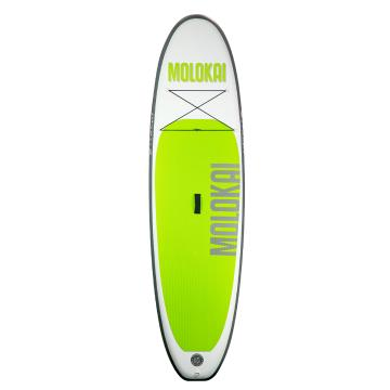 Molokai 10.2ft Fusion ISUP Board Package - Green