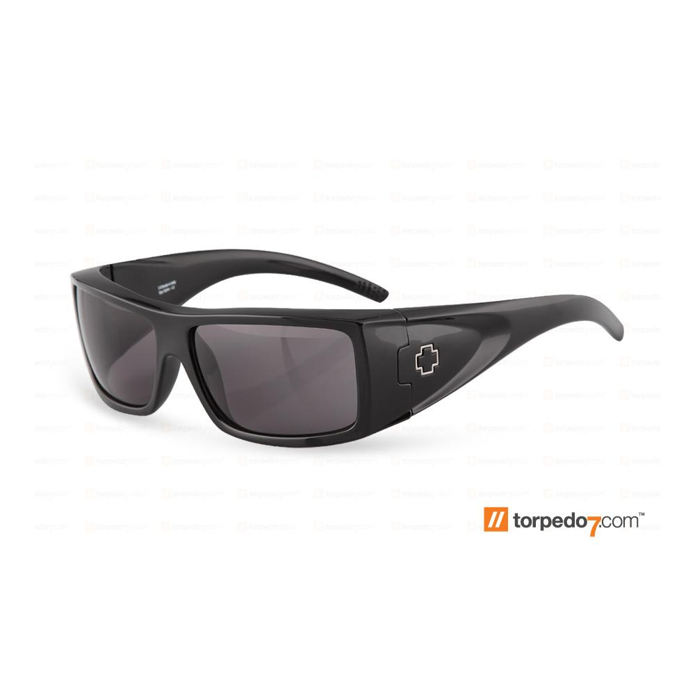 4be7d99c9bf SPY Oasis Sunglasses - Black Gloss Grey