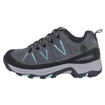 Northside Youth Cheyenne Hiking Shoes - Gray Aqua