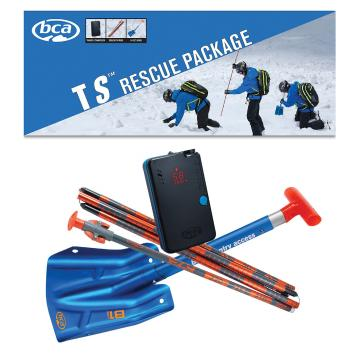 BCA TS Rescue Package - TrackerS, B1 Ext, Stealth 270
