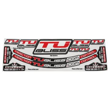 Nuetech TUbliss Sticker kit