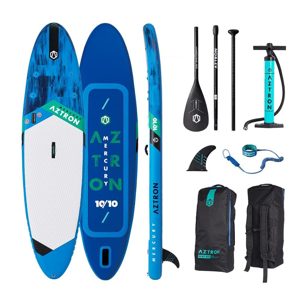 """Mercury 10'10"""" Inflatable Paddle Board Package"""