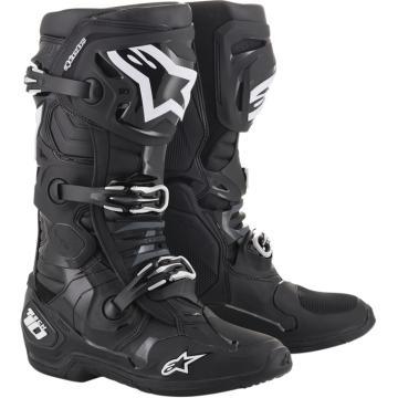 Alpinestars Tech-10 MX Boots - Black