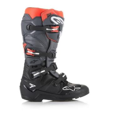Alpinestars Tech-7 Enduro Boots - Black/Gray