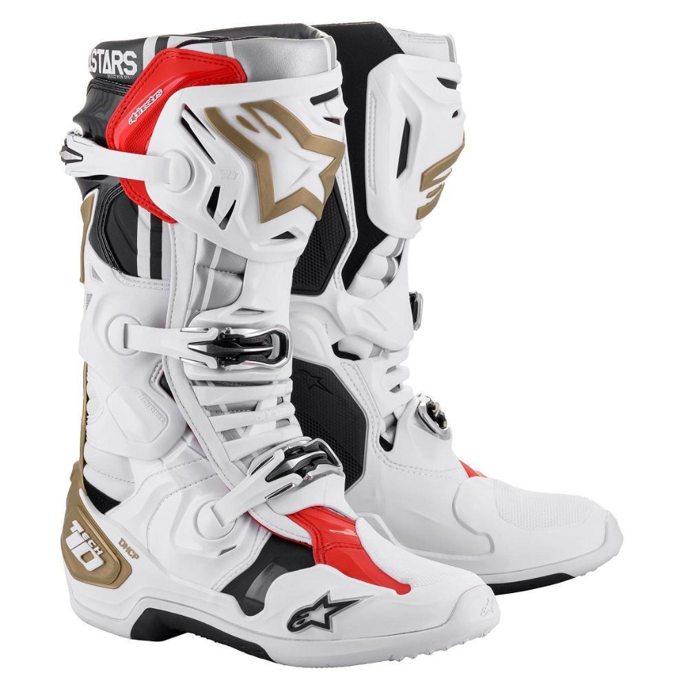 Tech-10 MX Boots Squad 20