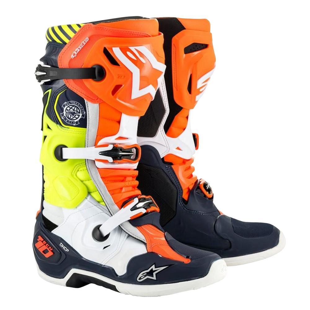 Tech-10 MX Union Boots