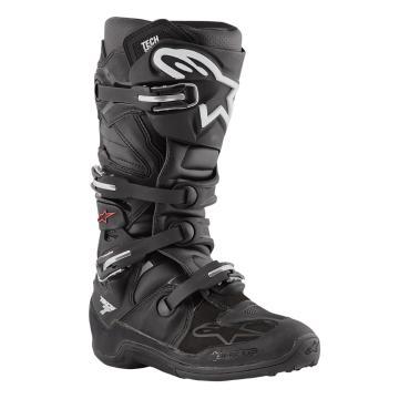 Alpinestars Men's Tech-7 MX Boots - Black