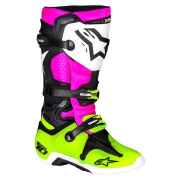 Alpinestars Limited Edition Radiant Tech-10 MX Boots