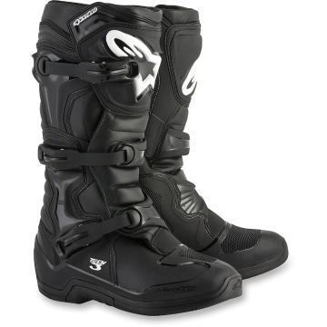 Alpinestars Tech 3 MX Boots - Black