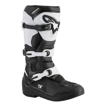 Alpinestars Tech 3 Boots - Black/White