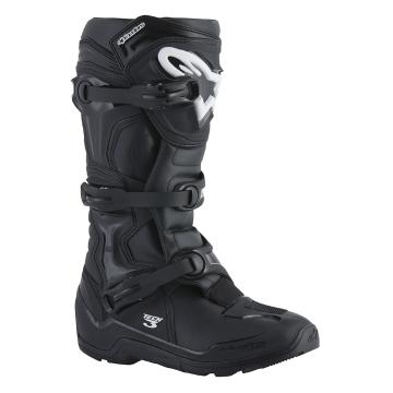 Alpinestars Tech 3 Enduro Boots - Black