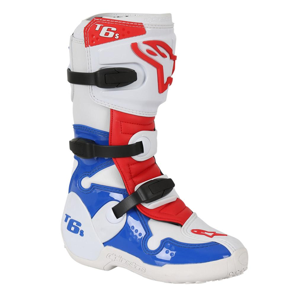 Youth Tech 6S MX Boots
