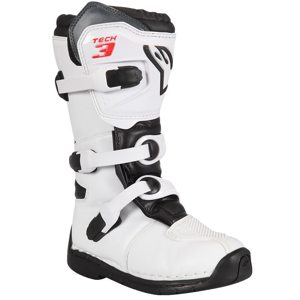 Youth Tech 3S MX Boots