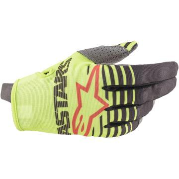 Alpinestars Radar Gloves - Yellow/Anthracite