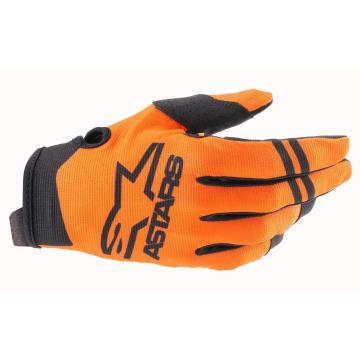 Alpinestars Radar Gloves - Orange/Black