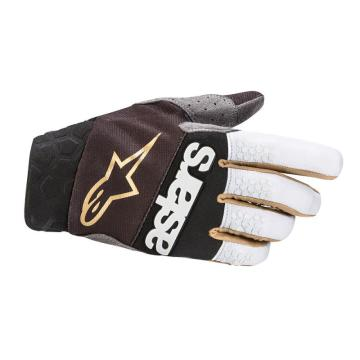 Alpinestars Racefend Monster Energy Cup Limited Edition - Black/Silver/Gold