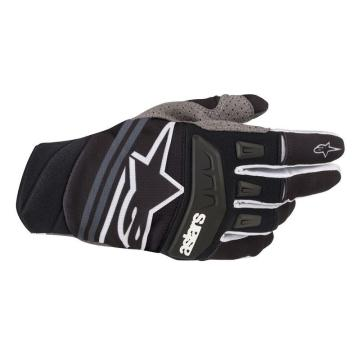 Alpinestars MX20 Techstar Gloves - Black/White