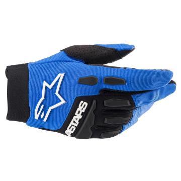 Alpinestars Full Bore Gloves - Blue/Black