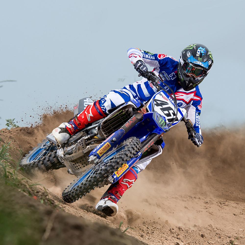 Racer Braap Jersey