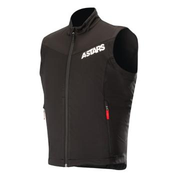 Alpinestars Sesion Race Vest - Black/Red