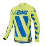 Blue/Yellow Fluoro