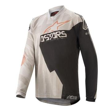 Alpinestars MX20 Youth Racer Factory Jersey - Gray/Black/Copper