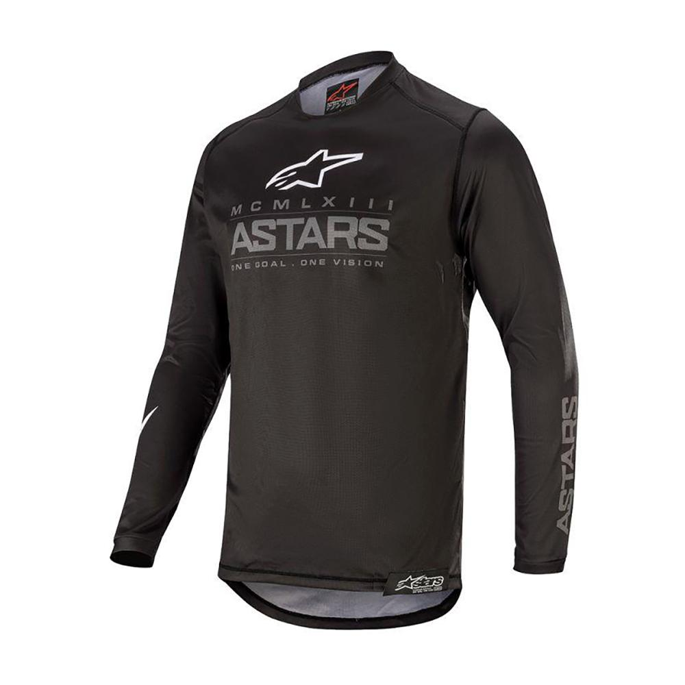 MX20 Youth Racer Graphite Jersey