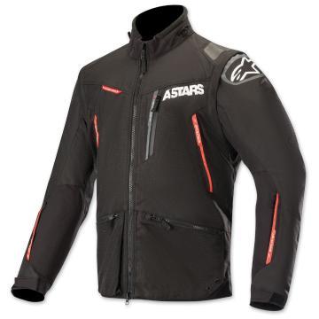 Alpinestars Venture R Jacket - Black/Red