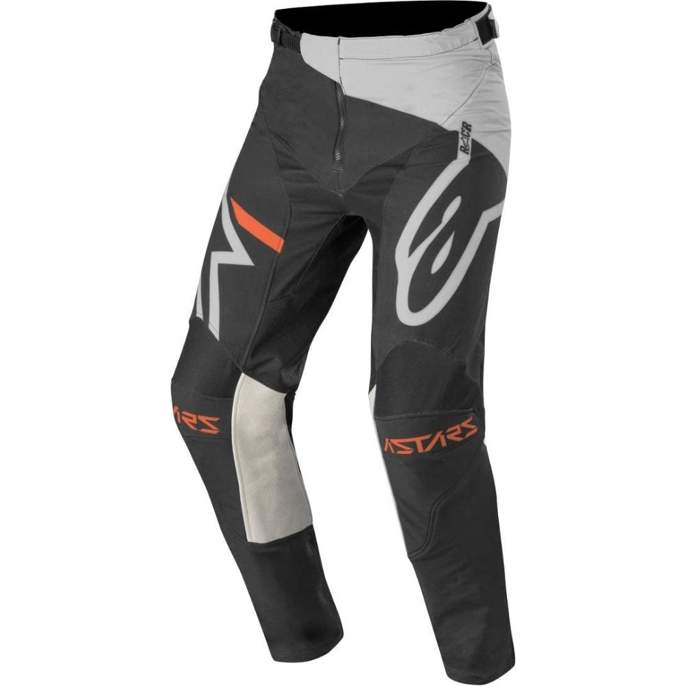 Racer Tech Compass Pants - Light Gray/Black