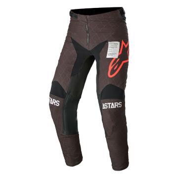 Alpinestars Racer Tech Pants - Black/Gray/Red - Black/Gray/Red