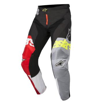 Alpinestars 2018 Racer Flagship Pants - Red/White/Black