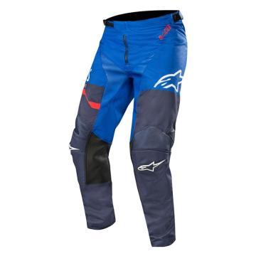 Alpinestars 2019 Racer Flagship Pants -  Dark Navy/Blue/Red