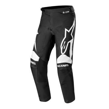 Alpinestars MX20 Racer Supermatic Pants - Black/White