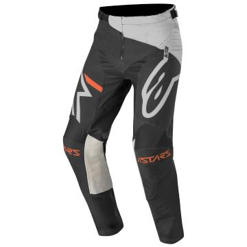 Alpinestars Youth Racer Compass Pants - Light Gray/Black