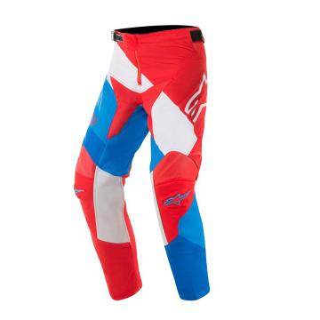 Alpinestars Youth Racer Venom Pants - Red/White/Blue