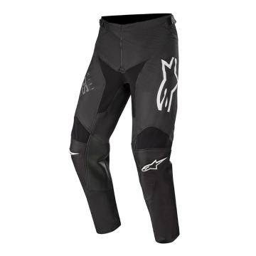 Alpinestars MX20 Youth Racer Graphite Pants - Black/Dark Gray