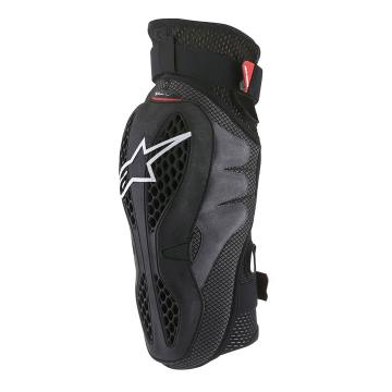Alpinestars 2018 Sequence Knee Protector - Black/Red