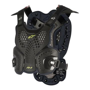 Alpinestars 2018 A-1 Roost Guard - Black/Anthracite