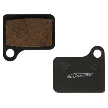 Alligator Semi Metallic Disc Pads - Shimano Deore Hydraulic  (M555 )