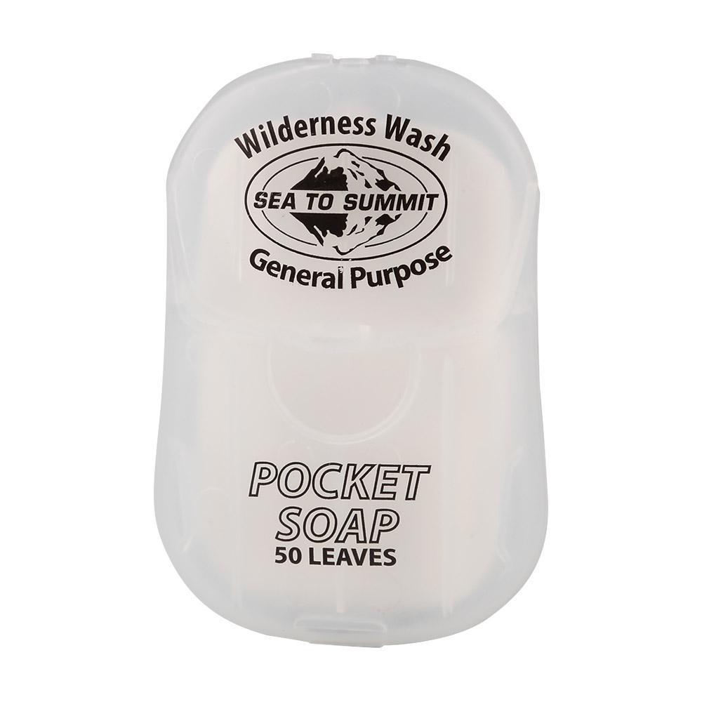 Wilderness Wash Pocket Soap - 50 Leaves