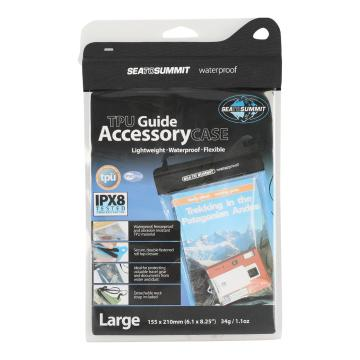Sea To Summit TPU Guide Accessory Case - Large - Black