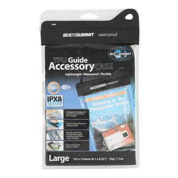Sea To Summit TPU Guide Accessory Case - Large - Black