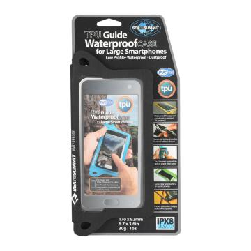 Sea To Summit TPU Guide WP Case for XL Smartphones - Black